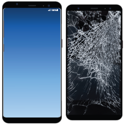 Samsung Galaxy Repair and Screen Repair of Galaxy S7, Galaxy S8 and