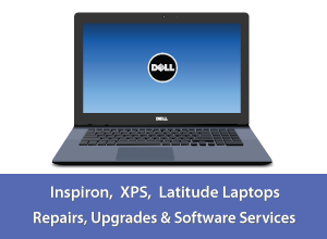 Dell Inspiron Repair, Inspiron Repair, Inspiron LCD Screen Repair