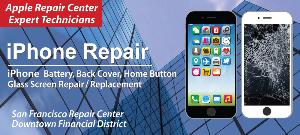 iPhone Repair San Francisco, iPhone Screen Repair San Francisco, iPhone Screen Replacement San Francisco