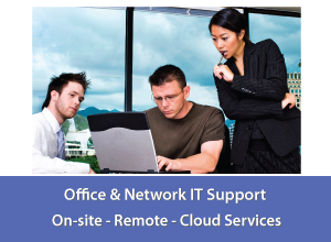 Office IT Support and Services